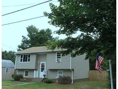 Warwick RI Single Family Home Sold: $214,000