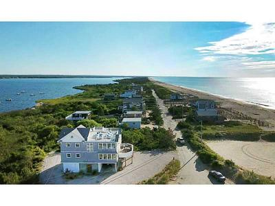 Charlestown Single Family Home For Sale: 468 East Beach Rd