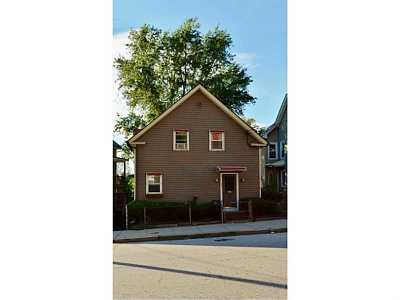 Woonsocket RI Single Family Home Sold: $106,000