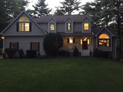 West Greenwich Single Family Home Act Und Contract: 177 Bates Trl
