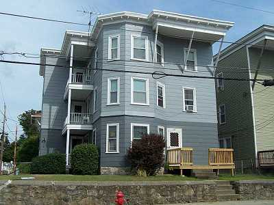 Woonsocket RI Multi Family Home Sold: $196,000