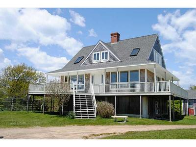 Block Island Single Family Home For Sale: 1752 Off Corn Neck Rd
