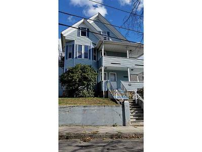 Multi Family Home Act Und Contract: 33 Robinson St