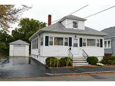Single Family Home Sold: 202 Orchard St