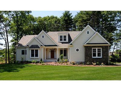 Tiverton Single Family Home For Sale: 0 Nanaquaket Rd