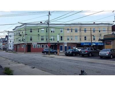 Pawtucket Commercial For Sale: 621 Main St