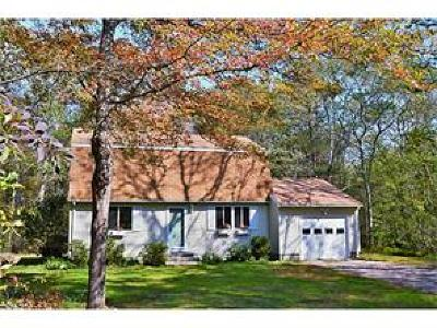 Hopkinton RI Single Family Home Sold: $275,000