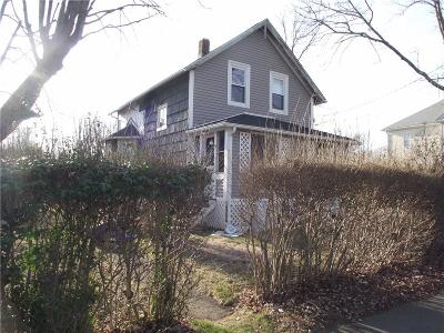 Jamestown Single Family Home For Sale: 55 North Rd
