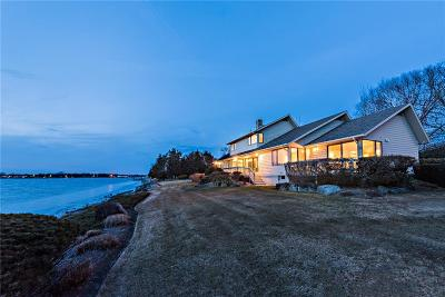 Warwick Single Family Home For Sale: 455 Narragansett Bay Av