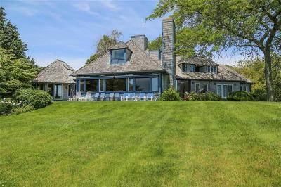 South Kingstown Single Family Home For Sale: 2238 Commodore Perry Hwy