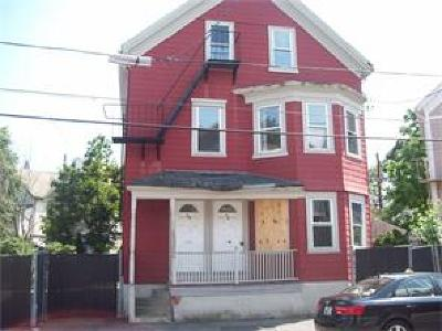 Multi Family Home Act Und Contract: 54 Wendell St