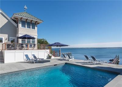 Jamestown Single Family Home For Sale: 648 East Shore Rd