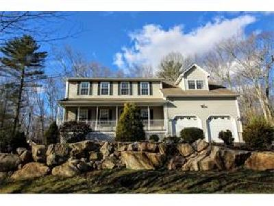 Single Family Home Sold: 6 Cobblestone Hill Rd
