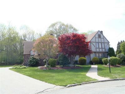 Cranston Single Family Home For Sale: 18 Ann Ct