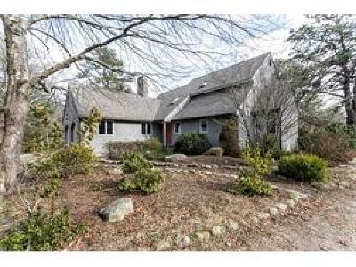 Single Family Home Sold: 900 Hopkins Hill Rd