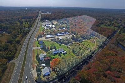 South Kingstown Commercial For Sale: 4145 Tower Hill Rd