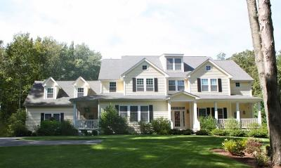 Cumberland Single Family Home For Sale: 372 Abbott Run Valley Rd