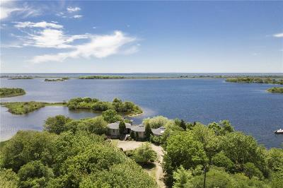 South Kingstown Single Family Home For Sale: 241 - B Indigo Point Rd