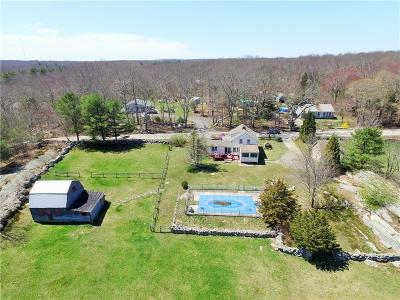 Hopkinton Single Family Home For Sale: 240 Canonchet Rd