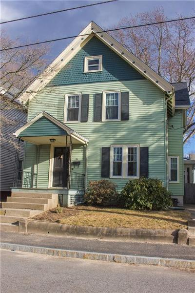 Lincoln Single Family Home For Sale: 124 Arnold St