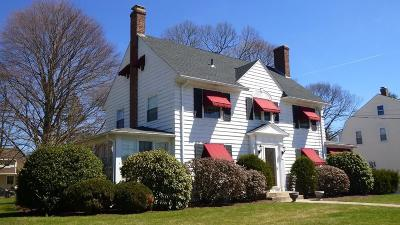 Woonsocket Single Family Home Act Und Contract: 116 Glen Rd