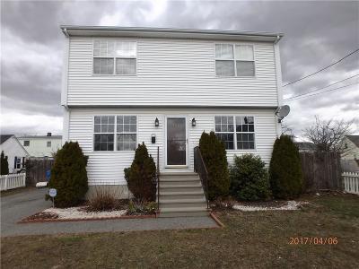 Cranston Single Family Home For Sale: 105 3rd Av