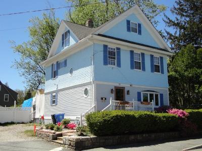 Cranston Single Family Home For Sale: 20 Nichols St