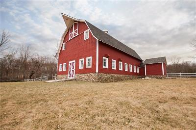 Glocester Single Family Home For Sale: 969 Snake Hill Rd