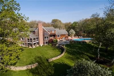 Charlestown Single Family Home For Sale: 77 Pond Shore Dr