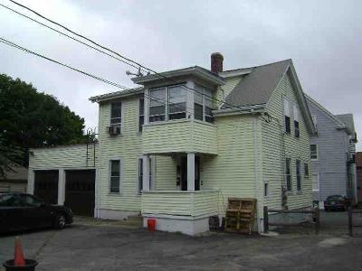 Pawtucket Multi Family Home For Sale: 297 Lafayette St
