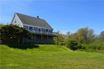 Block Island Single Family Home For Sale: 1043 Pilot Hill Rd