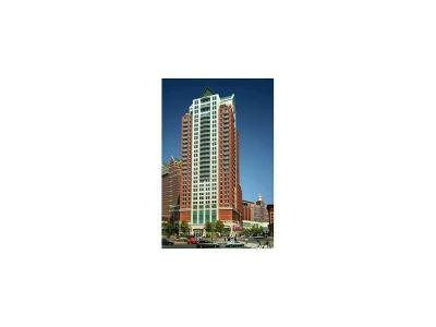 Providence Condo/Townhouse For Sale: 1 West Exchange St, Unit#2204 #2204
