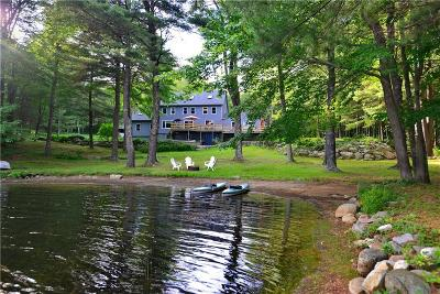 Glocester Single Family Home For Sale: 88 Gold Mine Rd