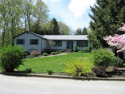 Cranston Single Family Home For Sale: 20 Brookview Dr