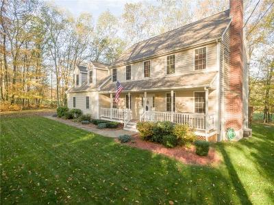 Burrillville Single Family Home Act Und Contract: 5 Club Lane