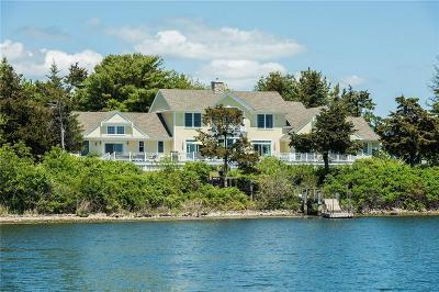 Charlestown Single Family Home For Sale: 68 Gray's Point Rd