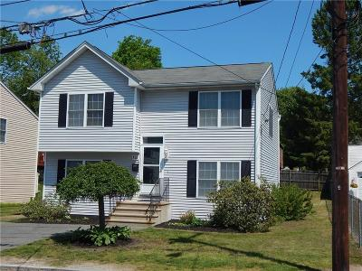 Woonsocket RI Single Family Home Sold: $186,900