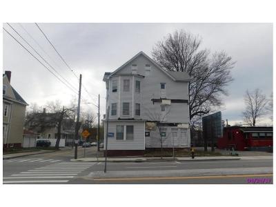 Multi Family Home For Sale: 789 Elmwood Av