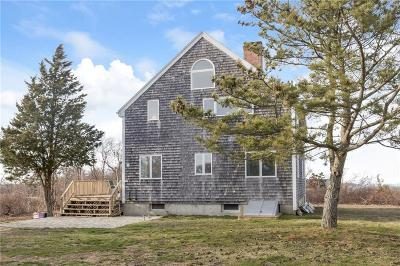 Block Island Single Family Home For Sale: 1610 Lakeside Dr