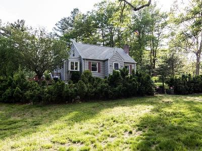 Smithfield Single Family Home For Sale: 28 Mountaindale Rd