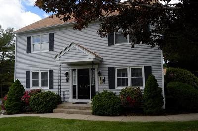 Cumberland Condo/Townhouse Act Und Contract: 2970 Mendon Rd, Unit#62 #62