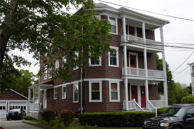 Lincoln Multi Family Home Act Und Contract: 54-56 Tucker St