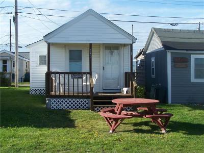South Kingstown Single Family Home For Sale: 854 - L256 Matunuck Beach Rd