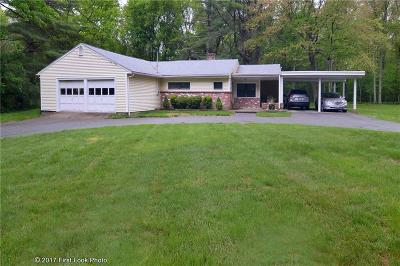 Scituate Single Family Home Act Und Contract: 505 Rockland Rd
