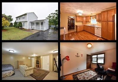 Cranston Single Family Home For Sale: 36 Sycamore Dr