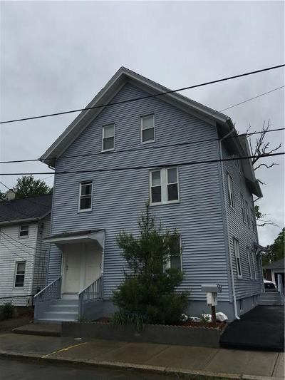 Central Falls Multi Family Home For Sale: 123 Bagley St