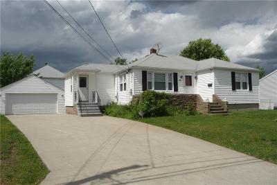 Cranston Single Family Home For Sale: 136 Burbank St
