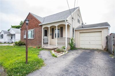 Johnston Single Family Home For Sale: 78 Manuel Av