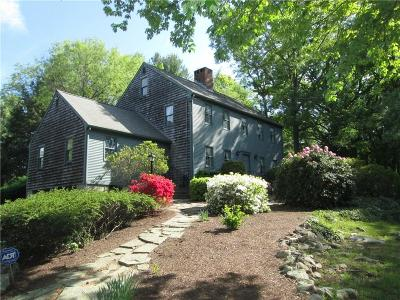 Lincoln Single Family Home For Sale: 71 Wilbur Rd