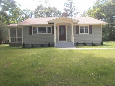 North Smithfield Single Family Home For Sale: 2 Eaton St
